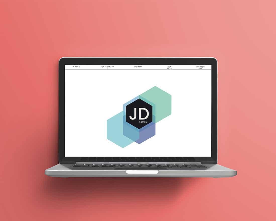 Charte graphique JD family