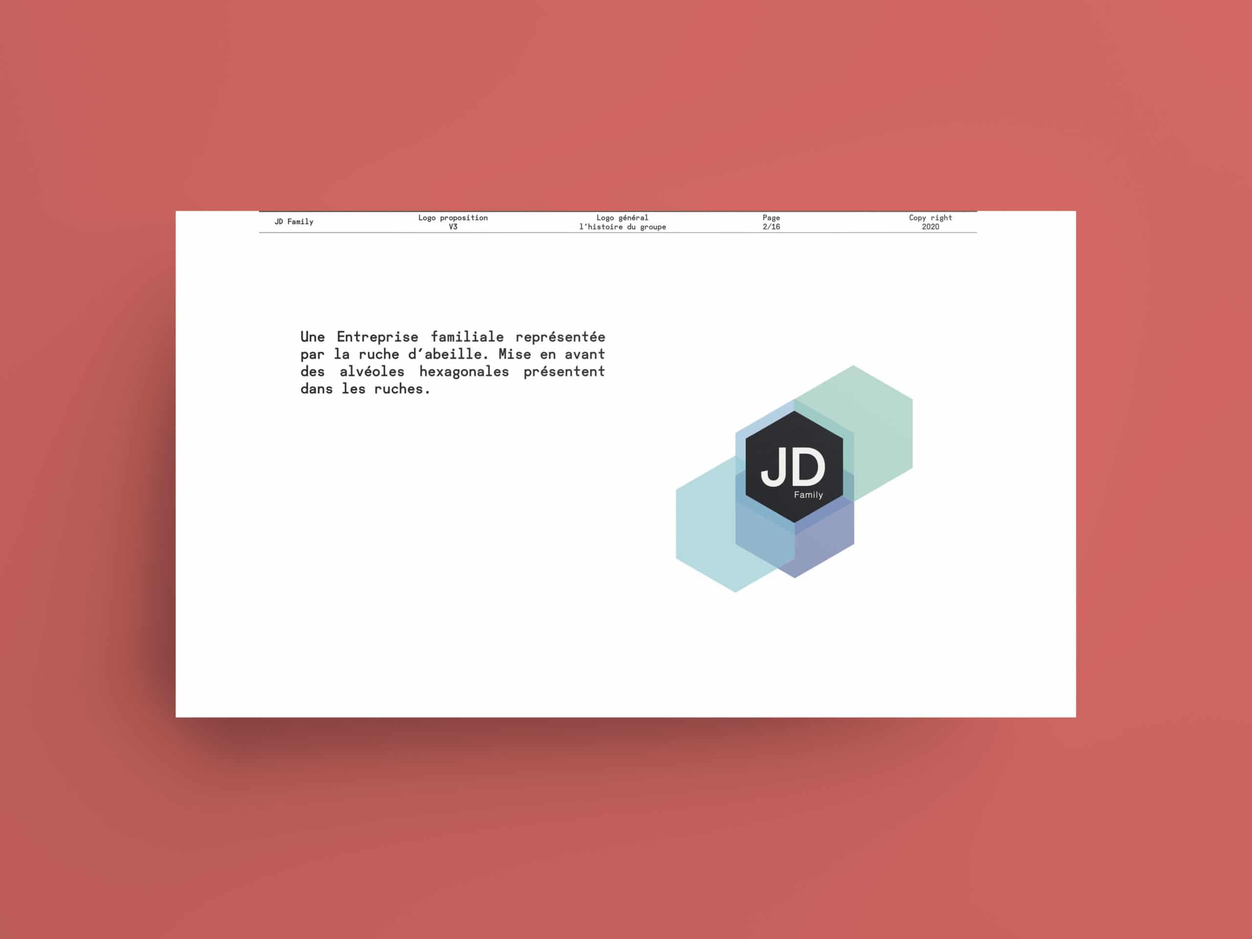 Site Web JD Family Madame Monsieur Agency
