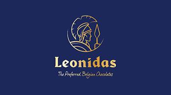 Logo Leonidas Madame et Monsieur Agency