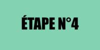 Stratégie Digitale Madame et Monsieur Etape 4