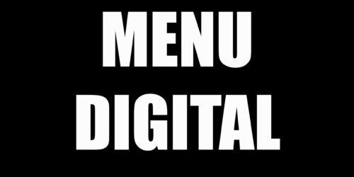 Menu Digital Madame Monsieur Agency