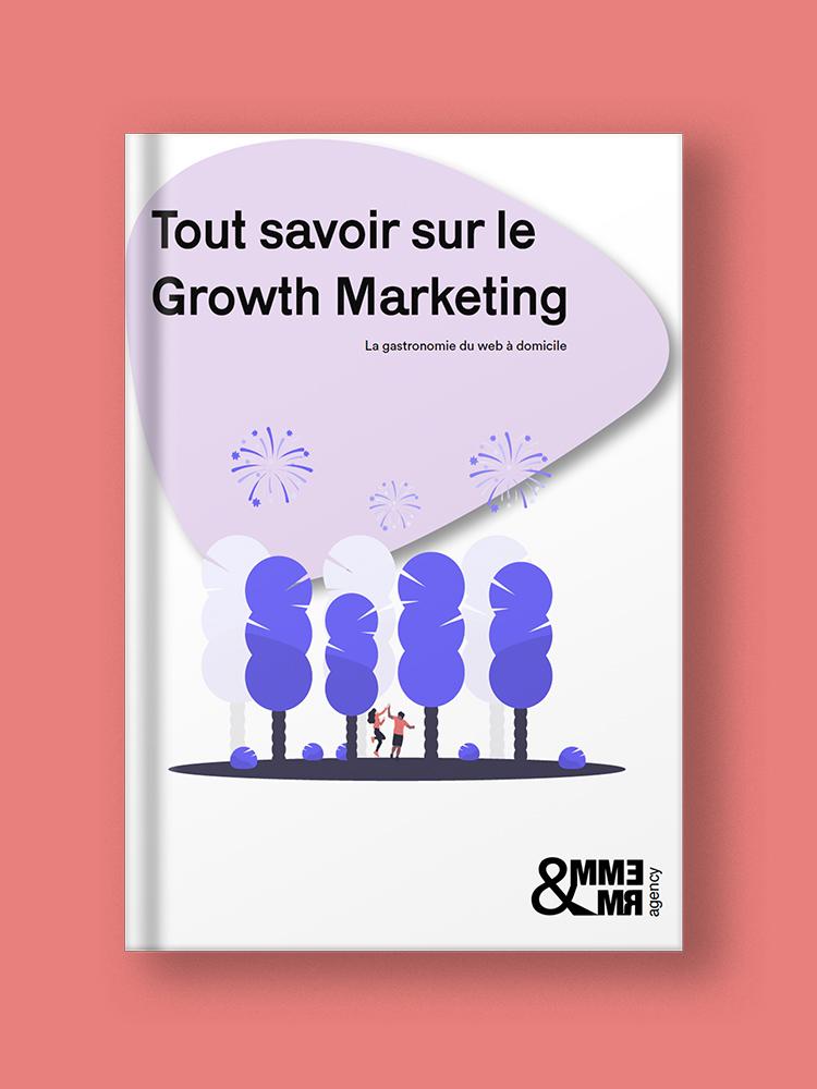 Madame Monsieur Agency agence de stratégie digitale Mulhouse growth marketing Mulhouse e-book